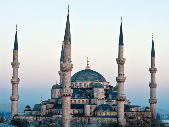 Gigantic Influences of Mosquee